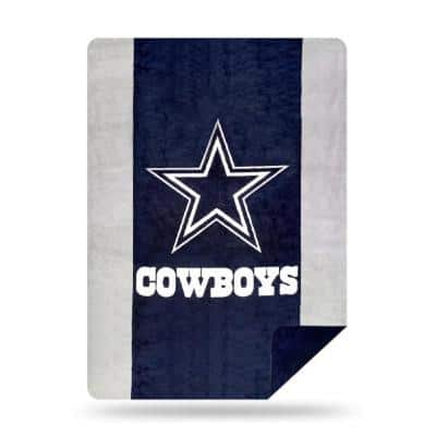 Dallas Cowboys Acrylic Throw Blanket