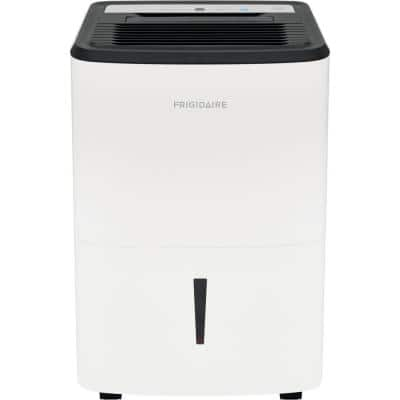 High Humidity 50-Pint Capacity Dehumidifier with Built-in Pump
