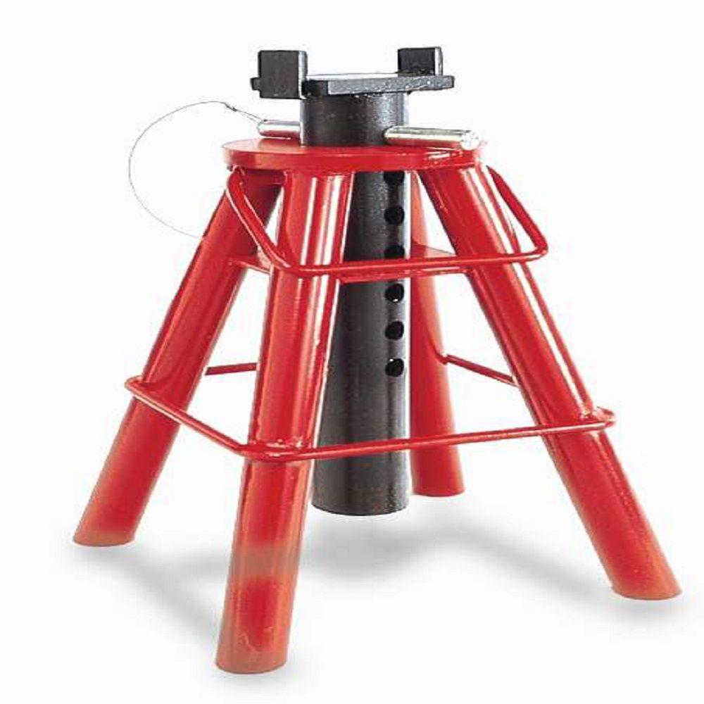 10-Ton Pin Type Jack Stand