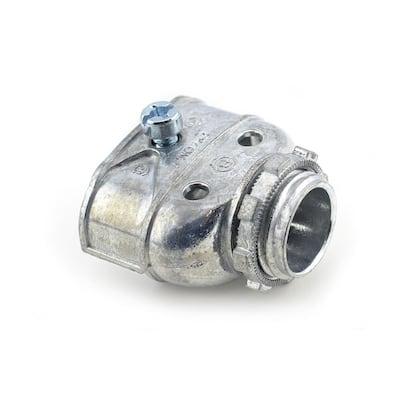 1/2 in. Duplex AC/MC/MCI-A/NM/FMC Connectors (20-Pack)