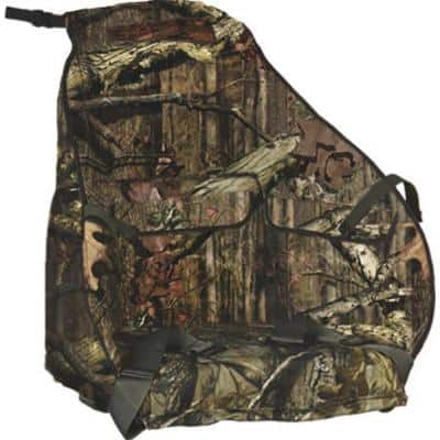 Treestand Surround Seat with Mossy Oak Cushion Fits Viper, Titan, and More
