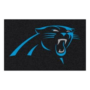 NFL - Carolina Panthers Rug - 5ft. x 8ft.