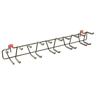 Tool Rack Shed Accessory