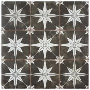 Harmonia Kings Star Night 13 in. x 13 in. Ceramic Floor and Wall Tile (12.19 sq. ft./Case)