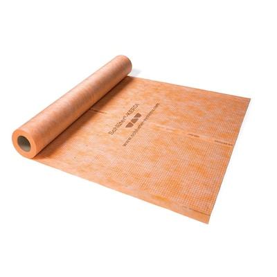 Kerdi 6 ft. 7 in. x 49 ft. 2-1/2 in. x 0.008 in. Waterproofing Membrane Underlayment for Tile