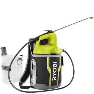ONE+ 18V Cordless Battery 2 Gal. Chemical Sprayer with Holster and Extra Tank (Tool Only)