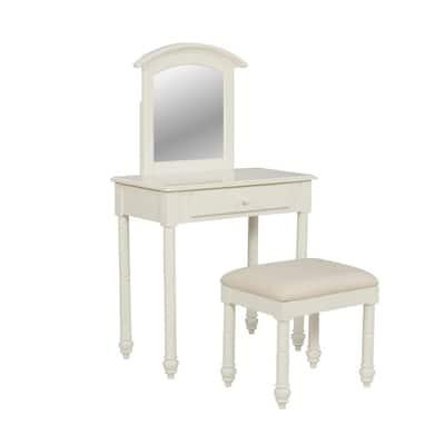 2-Piece Whitehurst Vanity with Stool
