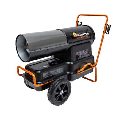 Contractor 140,000 BTU Portable Forced Air Kerosene Heater
