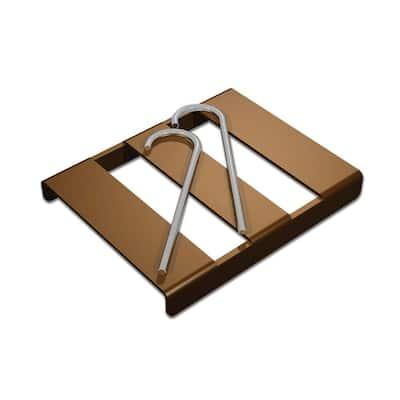 Brown Splice Buckle