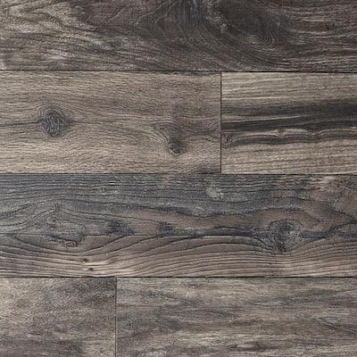 Distressed Laminate Wood Flooring, Weathered Gray Laminate Flooring