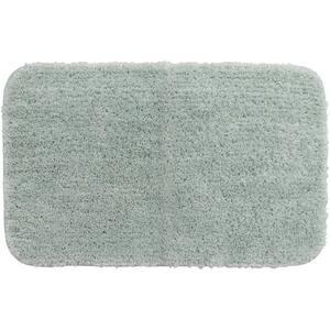 Duo Green 17 in. x 24 in. Nylon Machine Washable Bath Mat