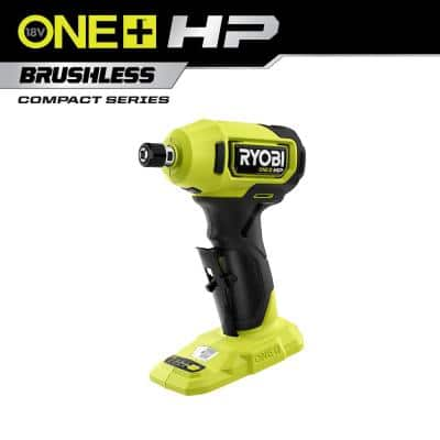 ONE+ HP 18V Brushless Cordless Compact 1/4 in. Right Angle Die Grinder (Tool Only)