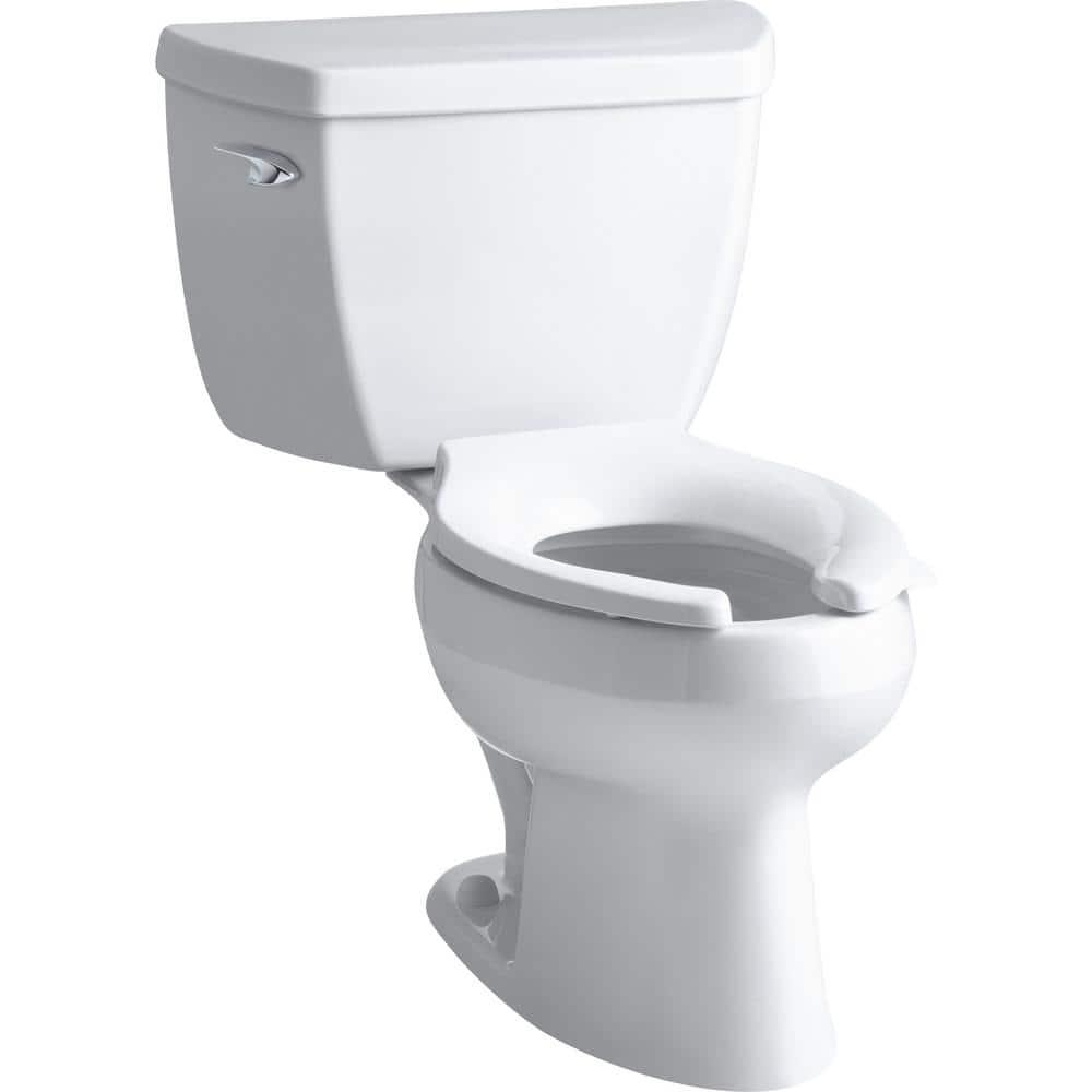 Almond Kohler K-3977-RA-47 Wellworth Toilet
