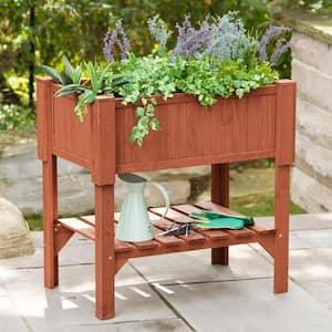 36 in. x 24 in. x 36 in. Raised Garden Bed Planter Box