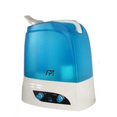 1.8 Gal. Ultra-Sonic Humidifier with Dual Mist and Ion Exchange Filter