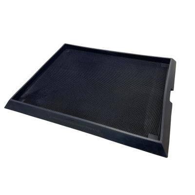 Black 32 in. x 38 in. Multi-Purpose Utility Boot Tray