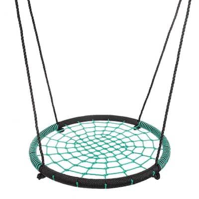 Spider Web Tree Swing