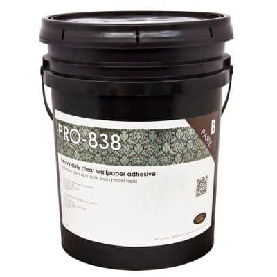 PRO-838 5 gal. Clear Heavy Duty Adhesive