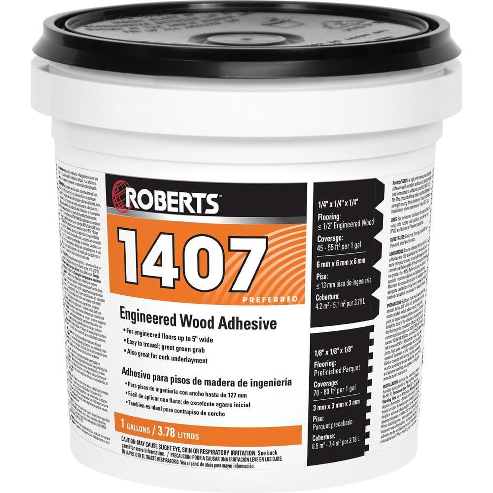 Engineered Wood Flooring Adhesive, Glue For Laminate Flooring Home Depot