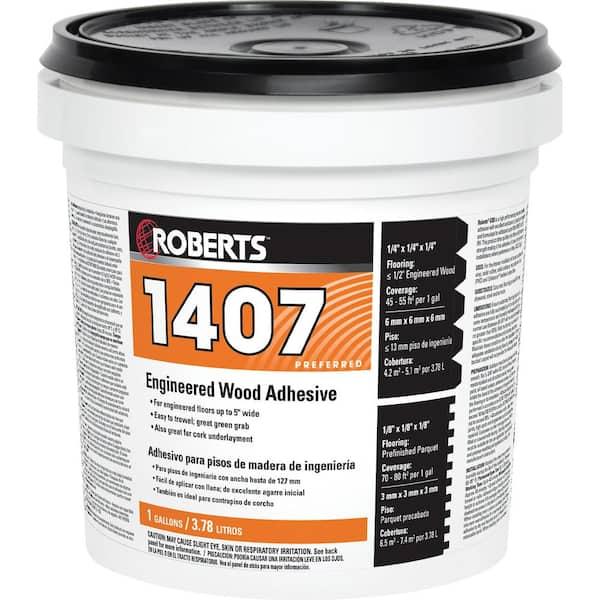 Engineered Wood Flooring Adhesive, Wood Glue For Laminate Flooring