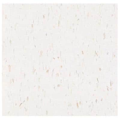 Imperial Texture VCT 12 in. x 12 in. Sandy Beach Standard Excelon Commercial Vinyl Tile (45 sq. ft. / case)