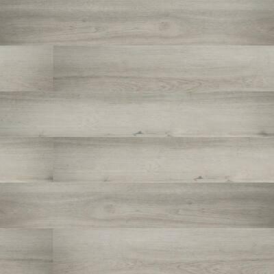 7.13 in. W x 48.03 in. L Woodland Winter Park Click Lock Luxury Vinyl Plank Flooring (23.77 sq. ft./case)