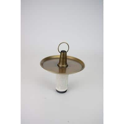 Brass Bottle Topper
