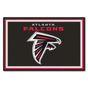 Atlanta Falcons 5 ft. x 8 ft. Area Rug