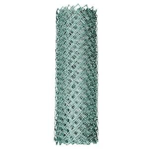 6 ft. x 50 ft. 11.5-Gauge Galvanized Steel Chain Link Fabric