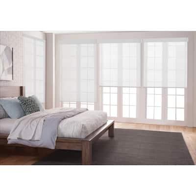 Designer Light Filtering Roller  Shades
