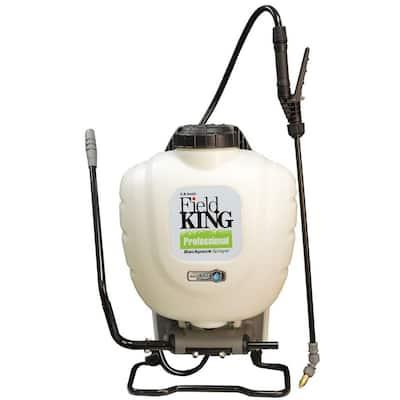 4 Gal. Professional No Leak Backpack Sprayer