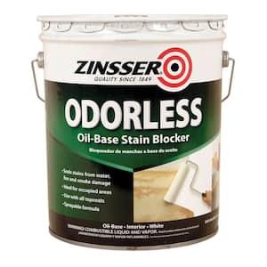 5 gal. Odorless Oil-Based Stain Blocker Interior Primer