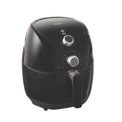 3.3 Qt. Black Titanium Infused DuraCeramic Air Fryer