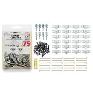 Smart Hangers 75 lbs. (12-Pack)