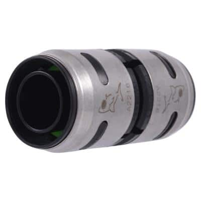 1 in. Push-to-Connect EVOPEX Plastic Coupling Fitting