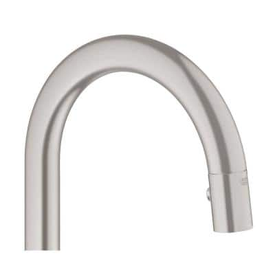 Concetto Pull-Down Beverage Faucet SuperSteel Infinity