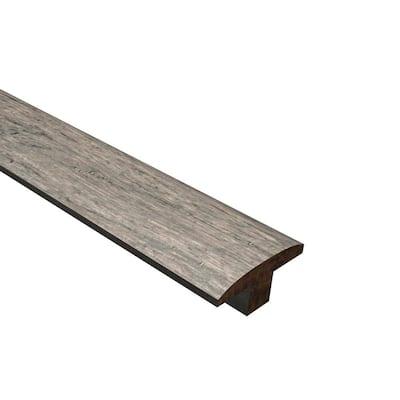 Boardwalk 25/32 in. T x 2 in. W x 72 in. L Solid Bamboo T-Molding