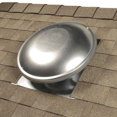 1250 CFM Mill Power Roof Mount Attic Fan