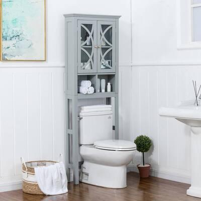 The Toilet Storage Bathroom, Bathroom Storage Behind Toilet