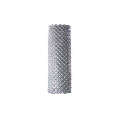 5 ft. x 50 ft. 11.5-Gauge Galvanized Steel Chain Link Fabric