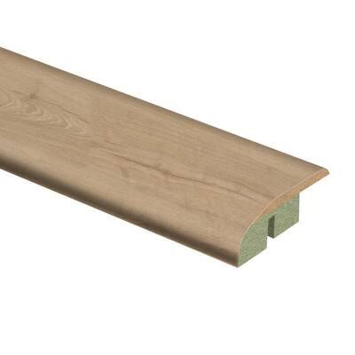 Vienna Oak/Sandy Cove Oak 1/2 in. Thick x 1-3/4 in. Wide x 72 in. Length Laminate Multi-Purpose Reducer Molding