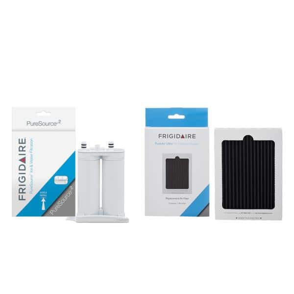 Frigidaire Puresource 2 Pureair Ultra Water And Air Filter Pack Frigcombo2 The Home Depot