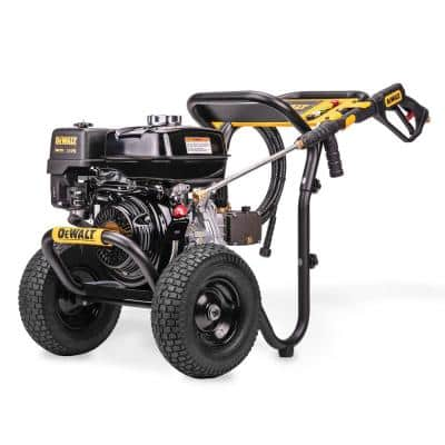 4000 PSI at 3.5 GPM Gas Pressure Washer Powered by Honda with AAA Triplex Pump (49-State)