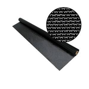 36 in. x 25 ft. Black SunTex 90