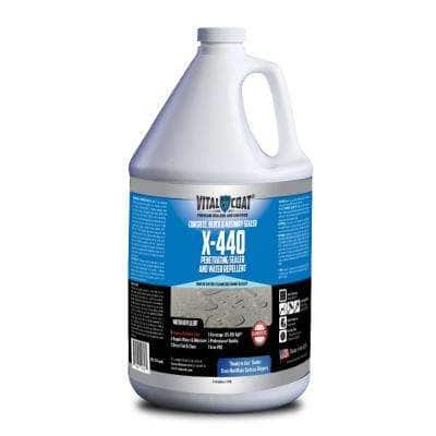 1 Gal. Clear Penetrating Water Based Concrete Masonry Sealer