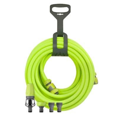 1/2 in. x 50 ft. Quick Connect Attachments with Garden Hose Kit