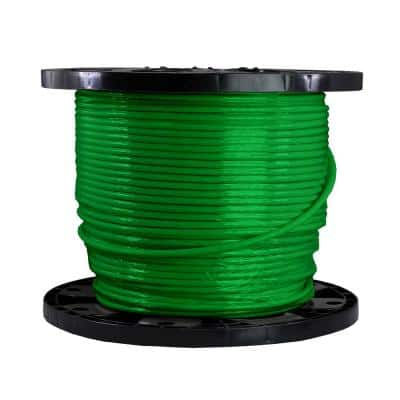 500 ft. 6/1 Green Stranded THHN Wire