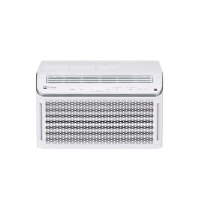 Profile 6,150 BTU 115-Volt Smart Window Room Air Conditioner with Wi-Fi and Remote in White