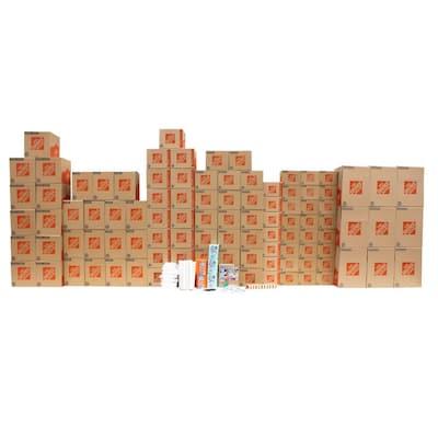 97-Box 4 Bedroom Moving Box Kit