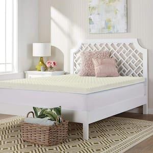 I Love Pillow Copper Gel-Infused Memory-Foam Mattress in. Plush Standard Gel Memory Foam King Mattress Topper